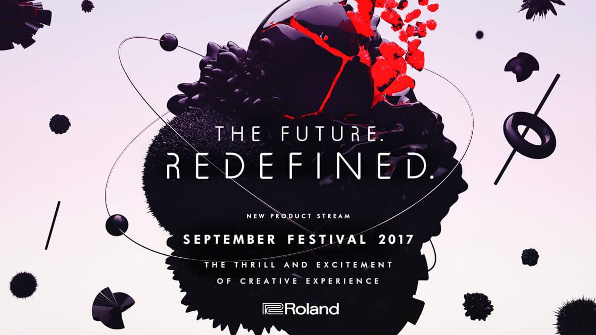 Roland Announces 7 Day Product Showcase Event