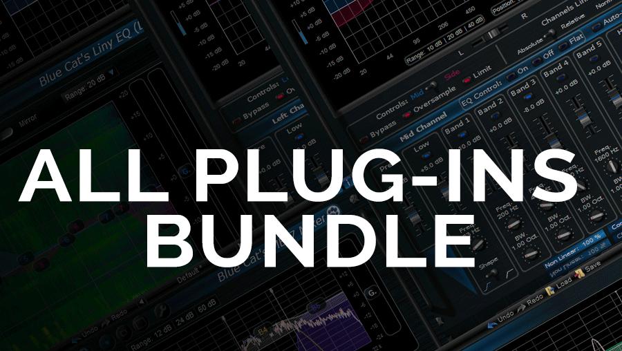 All Plug-Ins Bundle