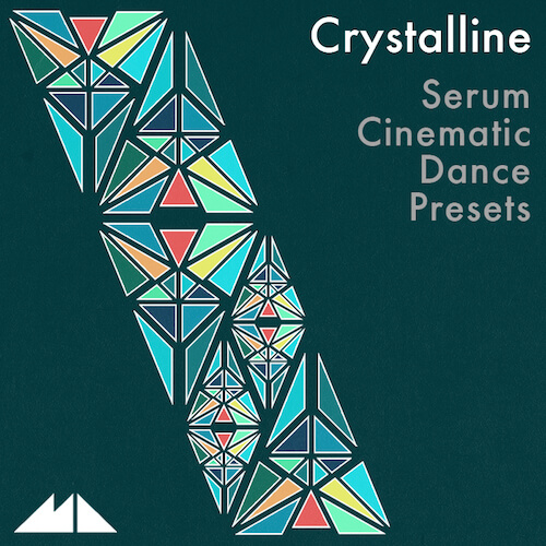 Crystalline - Serum Cinematic Dance Presets