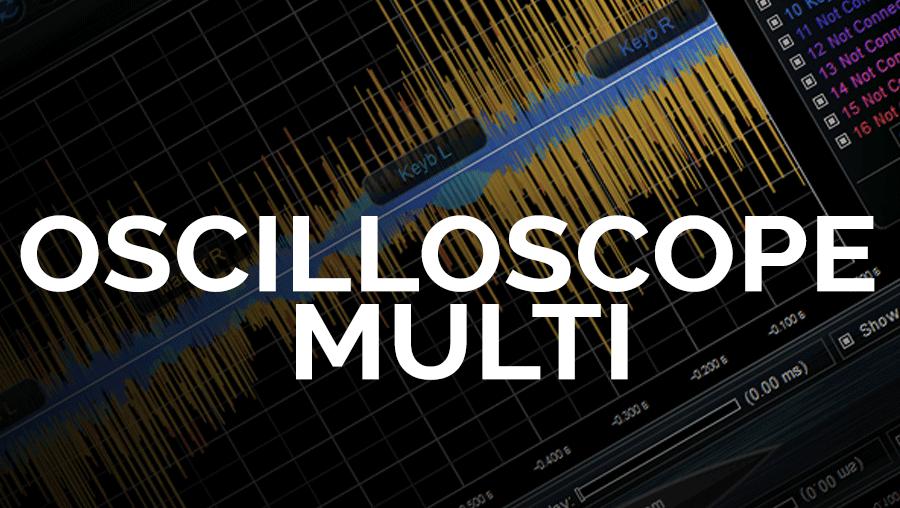 Oscilloscope Multi