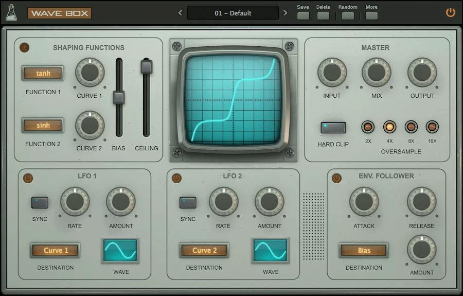 Wave Box