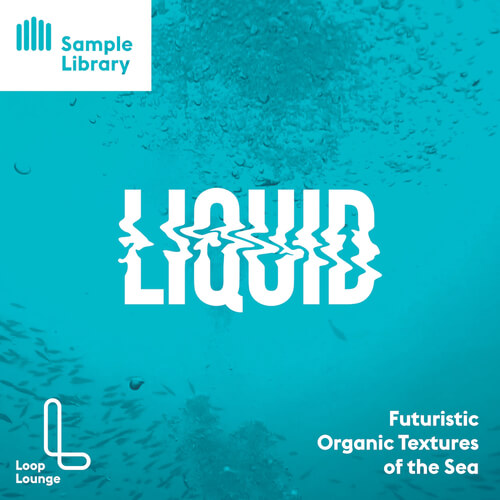 LIQUID: Futuristic Organic Textures of the Sea