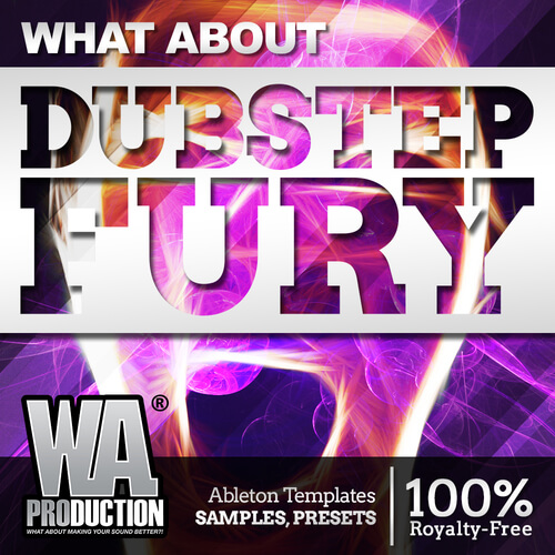 Dubstep - All formats, royalty free - ADSR