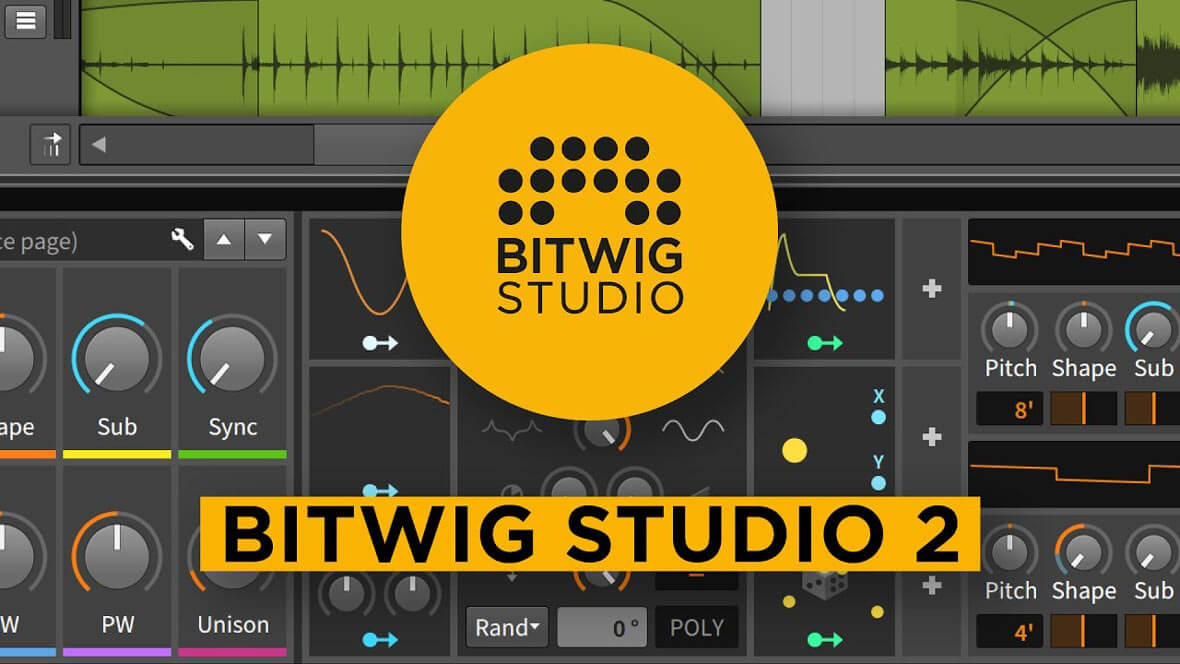 Bitwig Studio 2.2 Has Been Released