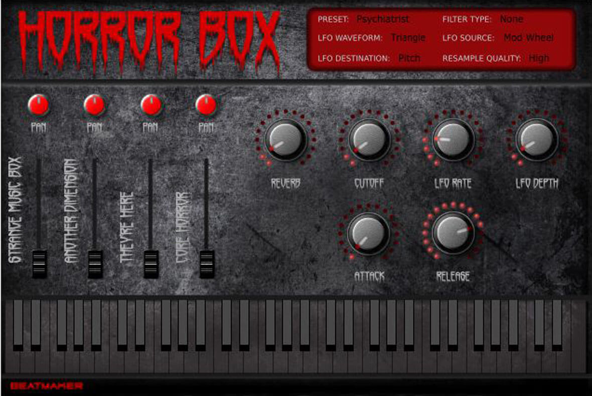 Create Spooky Halloween Sounds With This Free VST