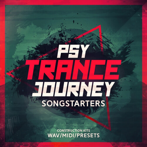 Psy Trance Journey Songstarter