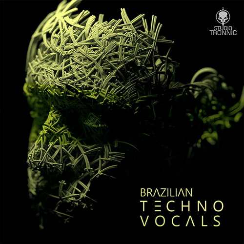 Brazilian Techno Vocals