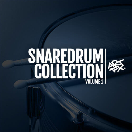ARTFX Snaredrum Collection 1