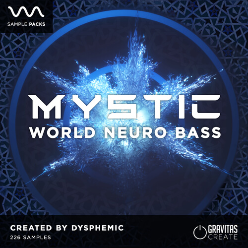 MYSTIC - World Neuro Bass by Dysphemic