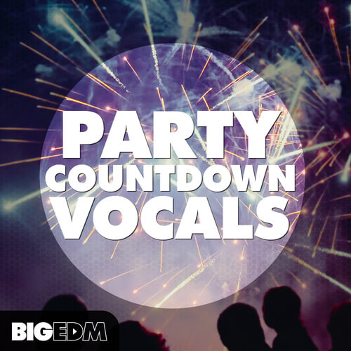 Party Countdown Vocals