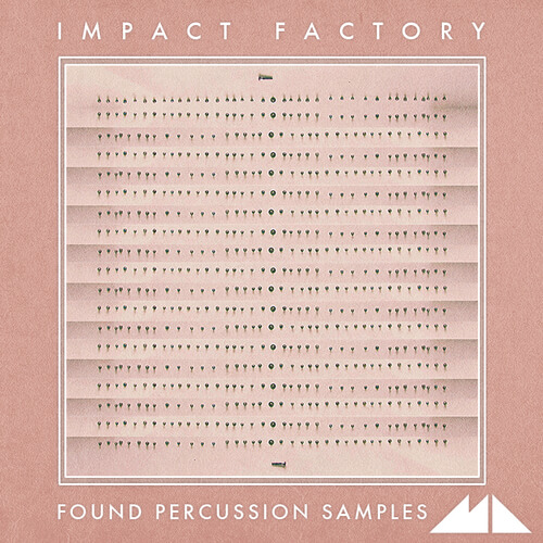 Impact Factory - Found Percussion Samples