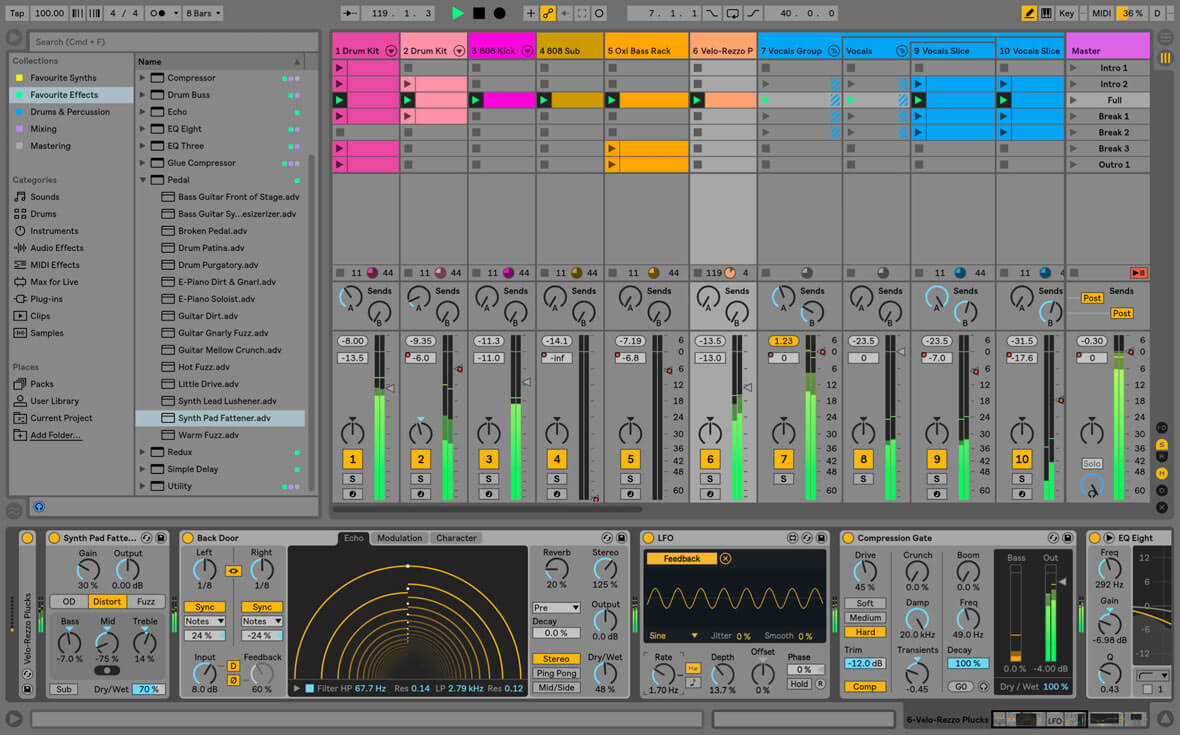 Ableton Live 10 Has Been Announced