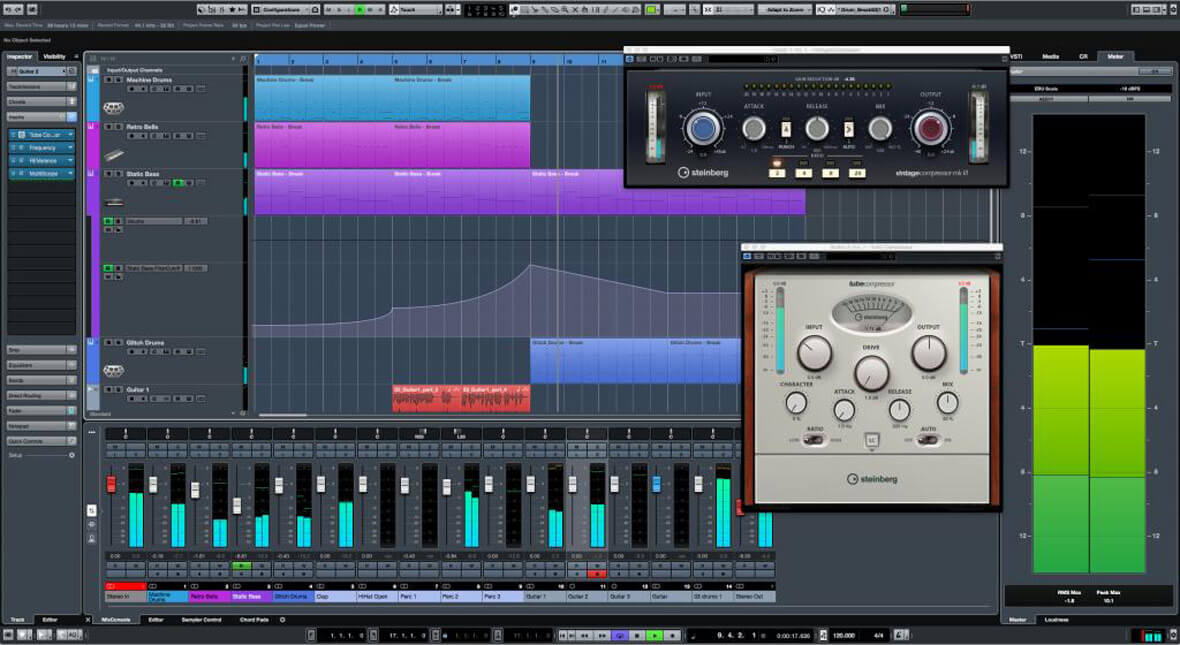 Steinberg Has Released Cubase 9.5