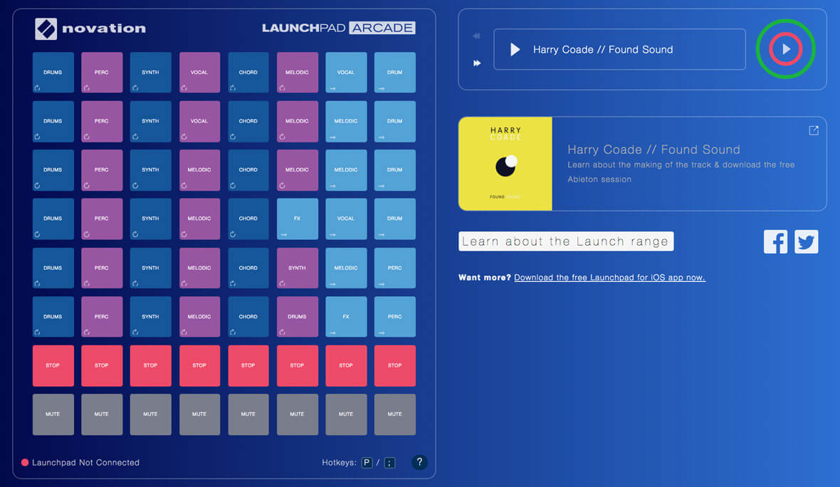 Novation Launchpad Arcade Lets You Jam Out In Your Browser