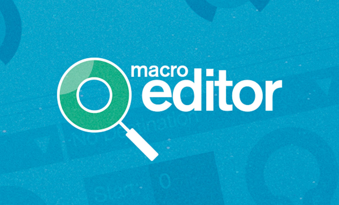 Novation Introduces Circuit Macro Editor