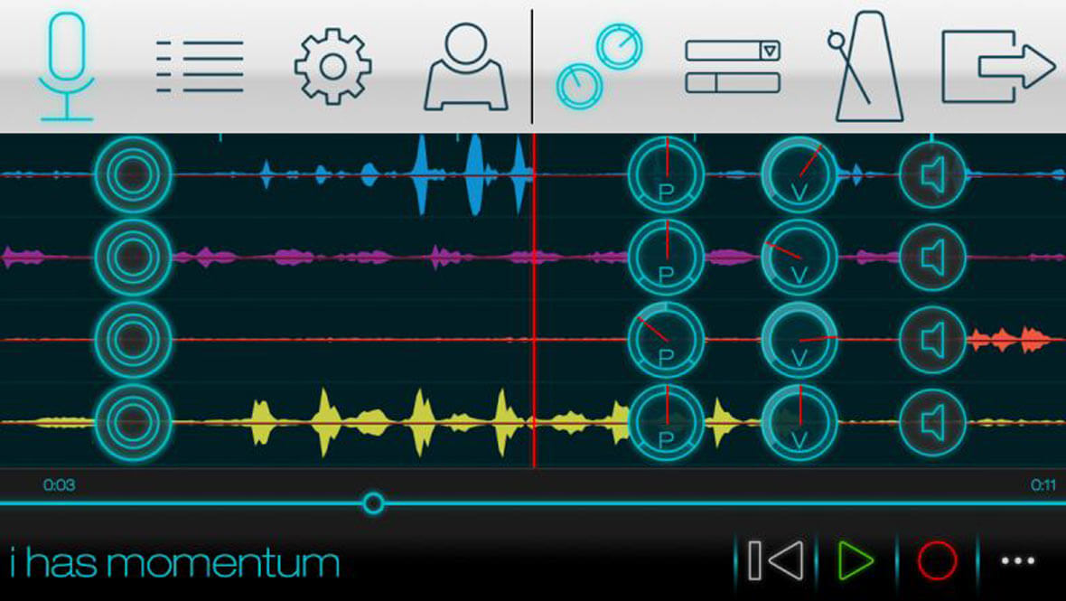 Momentum App Connects Your Phone Audio To Your Daw