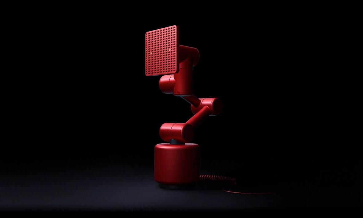 "Teenage Engineering Introduces R, An ""Emotional"" Robotic Speaker"