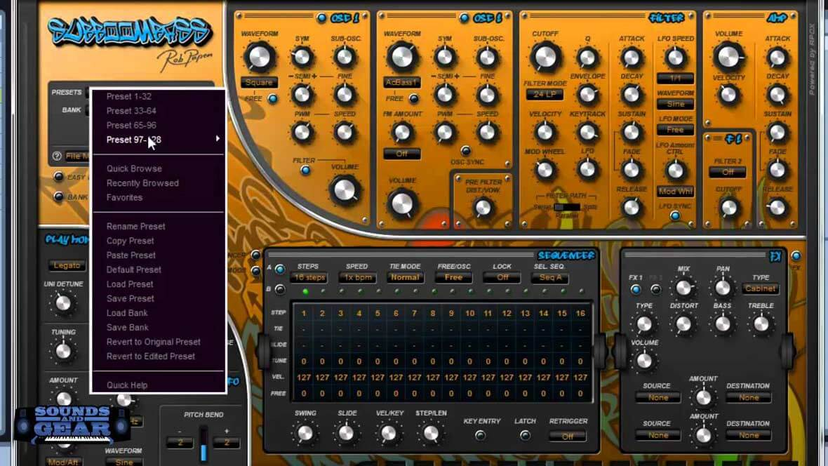 SubBoomBass 2 Is An Analog-Modeled Bass Synth VST