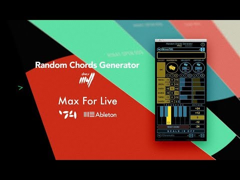 Video related to Random Chords Generator PRO