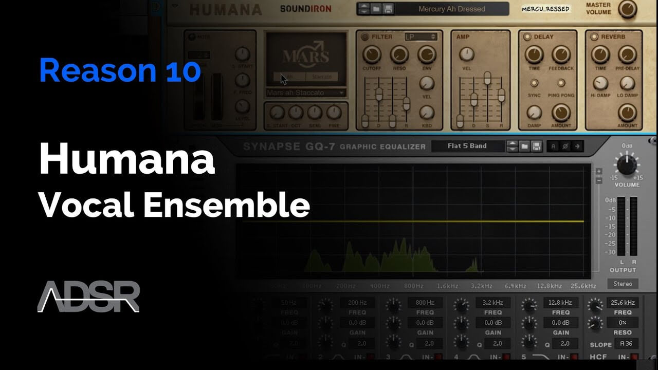 Reason 10 - Humana Vocal Ensemble