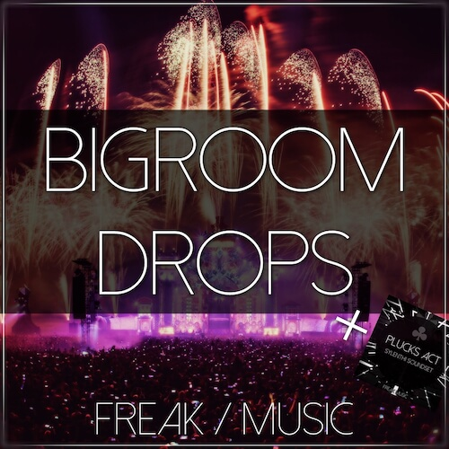 Big Room - All formats, royalty free - ADSR