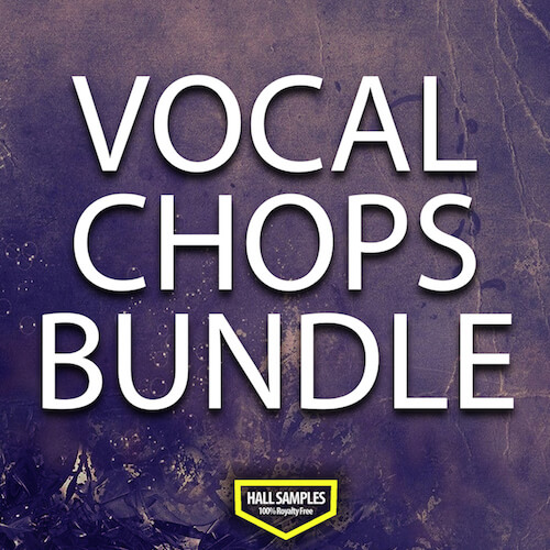 Vocal Chops Bundle