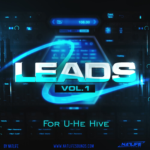 Leads Vol.1 for U-He Hive