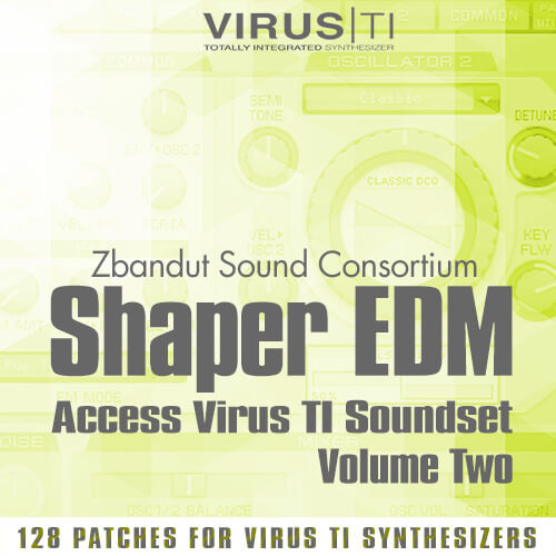 Shaper EDM Vol.2