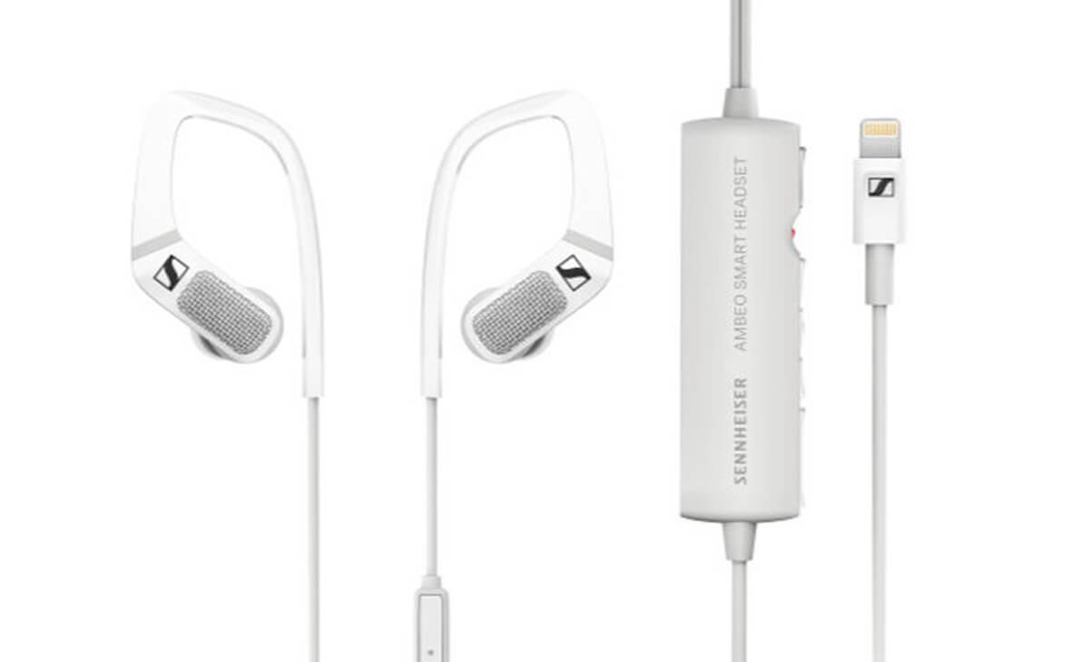 These Headphones Let You Record 3D Audio On The Go