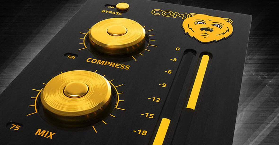 Fatten Up Your Tracks With This Free Parallel Compressor