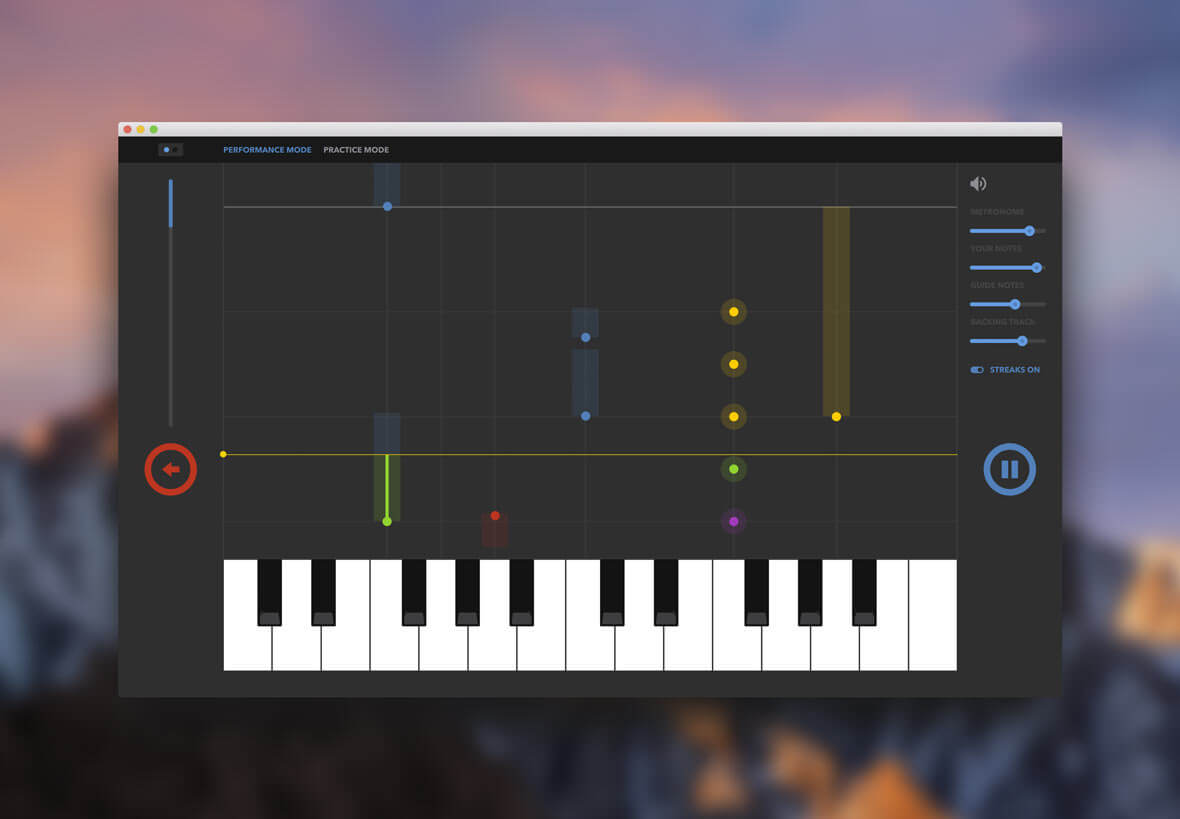 Melodics Releases V2, Lessons For Keyboard