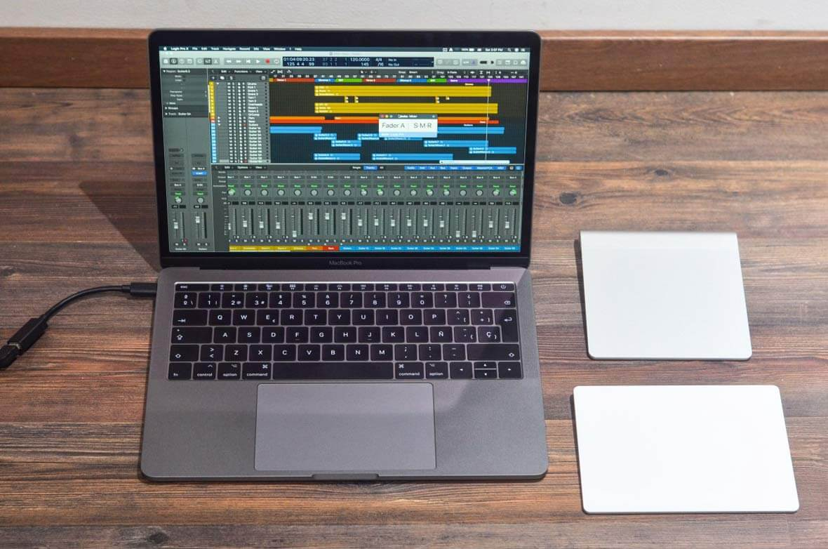 Convert Your MacBook Trackpad Into A MIDI Controller With AudioSwift