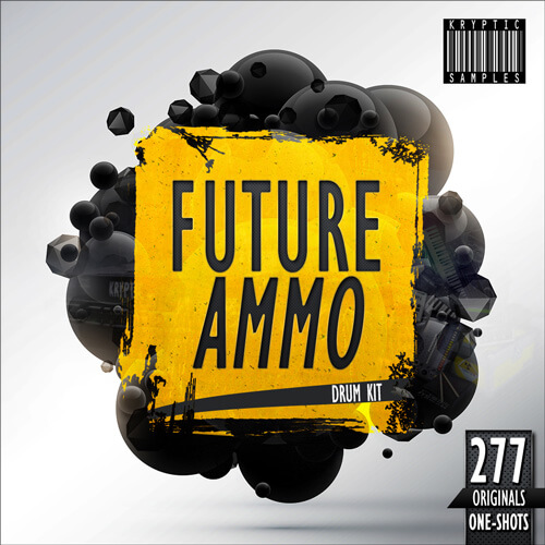 Future Ammo Drum Kit