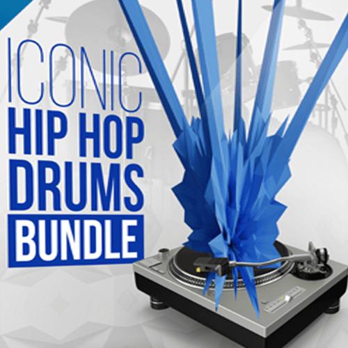 Iconic Hip Hop Drums Bundle