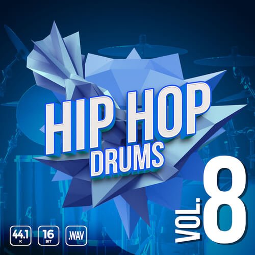 Iconic Hip Hop Drums Vol. 8