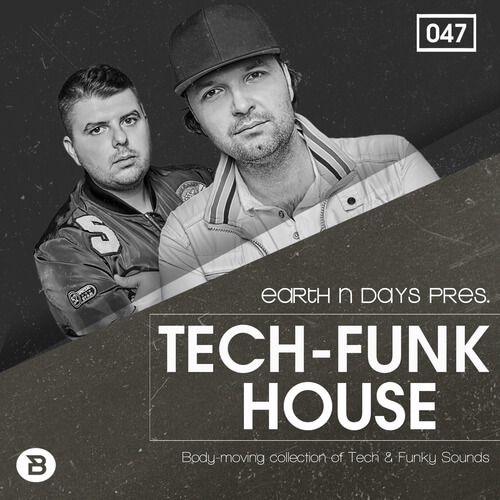 Tech-Funk House by Earth n Days
