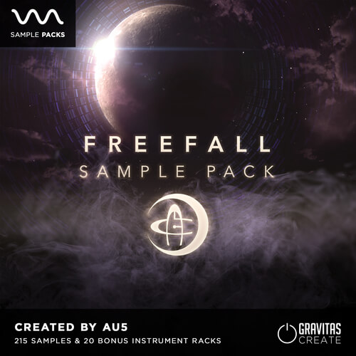 FREEFALL Sample Pack by Au5