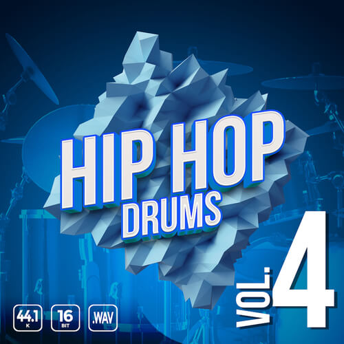 Iconic Hip Hop Drums Vol. 4