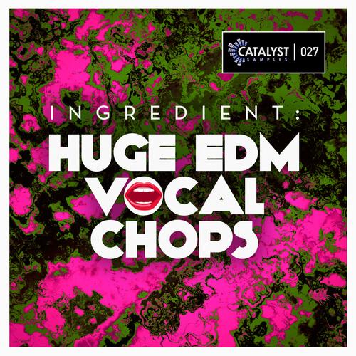 Ingredient: Huge EDM Vocal Chops