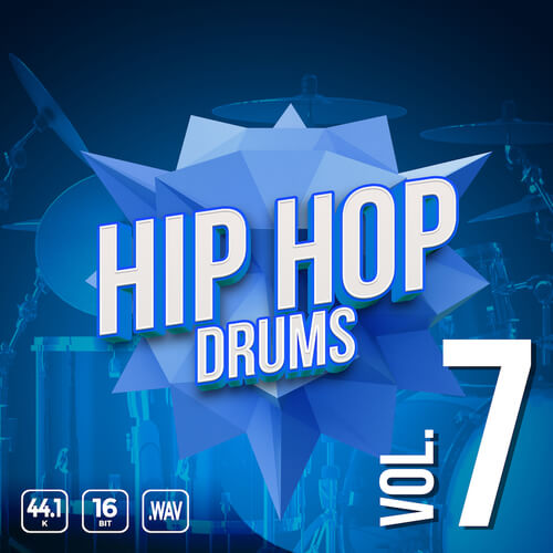 Iconic Hip Hop Drums Vol. 7