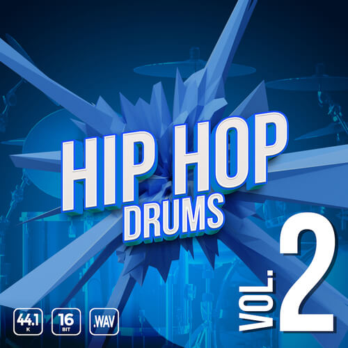 Iconic Hip Hop Drums Vol. 2
