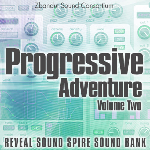 Progressive Adventure Vol.2
