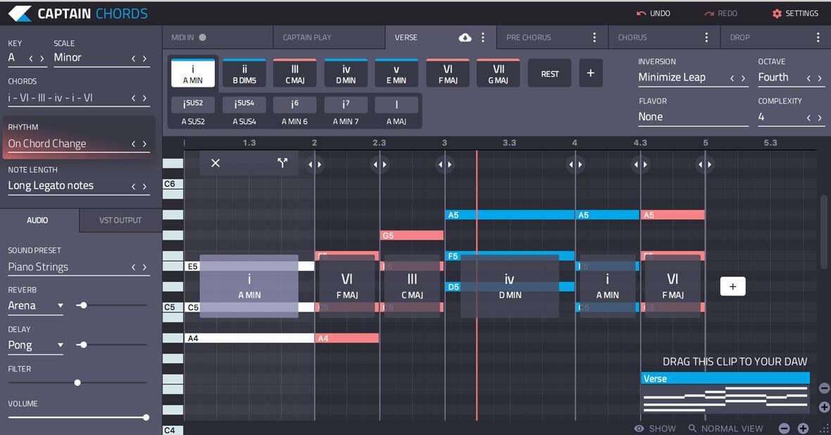 Captain Plugins Help You Compose Chords, Melodies and More