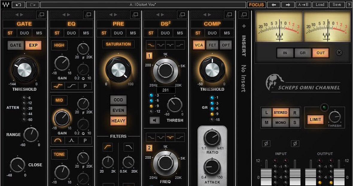Waves Releases Scheps Omni Channel Strip Plugin