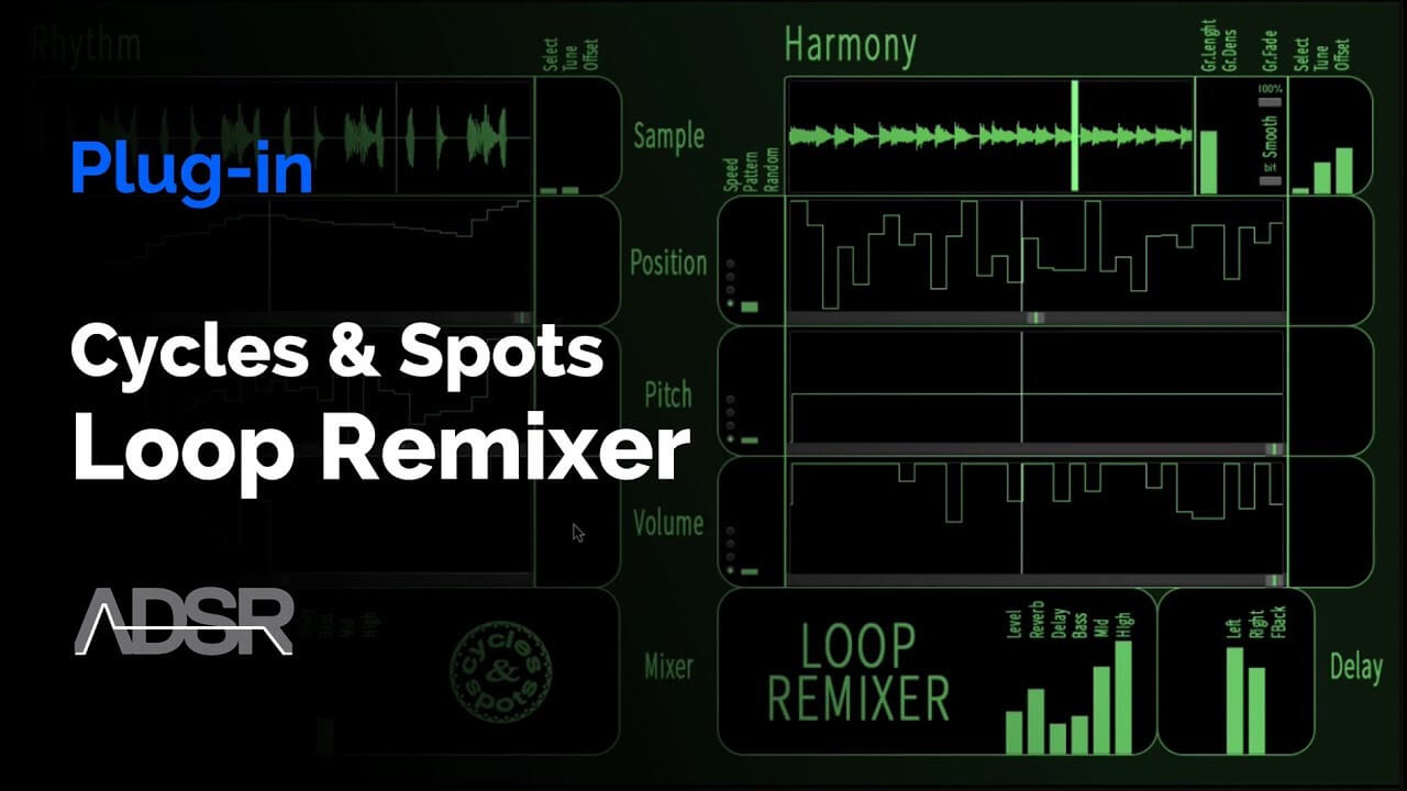 Video related to Loop Remixer