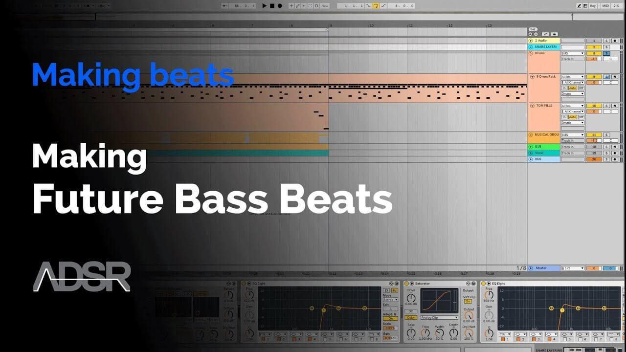 Making Future Bass Beats