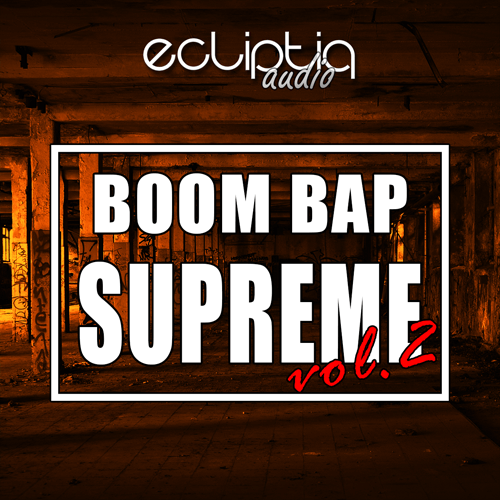 Boom Bap Supreme Vol. 2