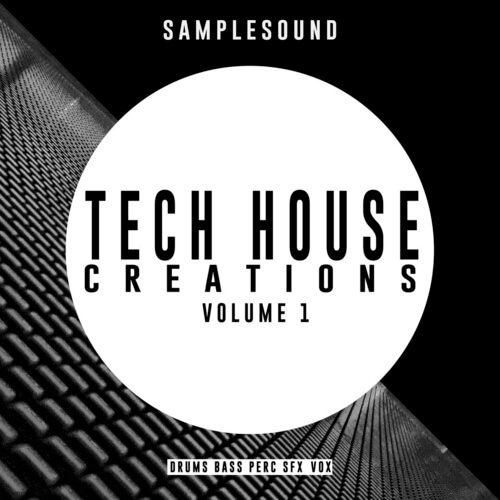 Tech-House Creations Volume 1