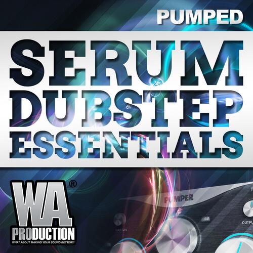 Serum Dubstep Essentials