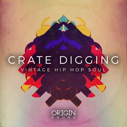 Crate Digging - Vintage Hip Hop Soul